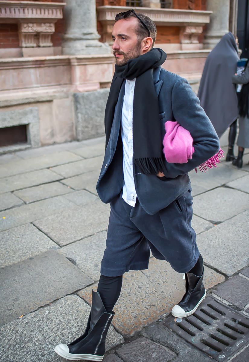 Street Style 17 Jan 2016 Milano Men 39 S Fashion Week By