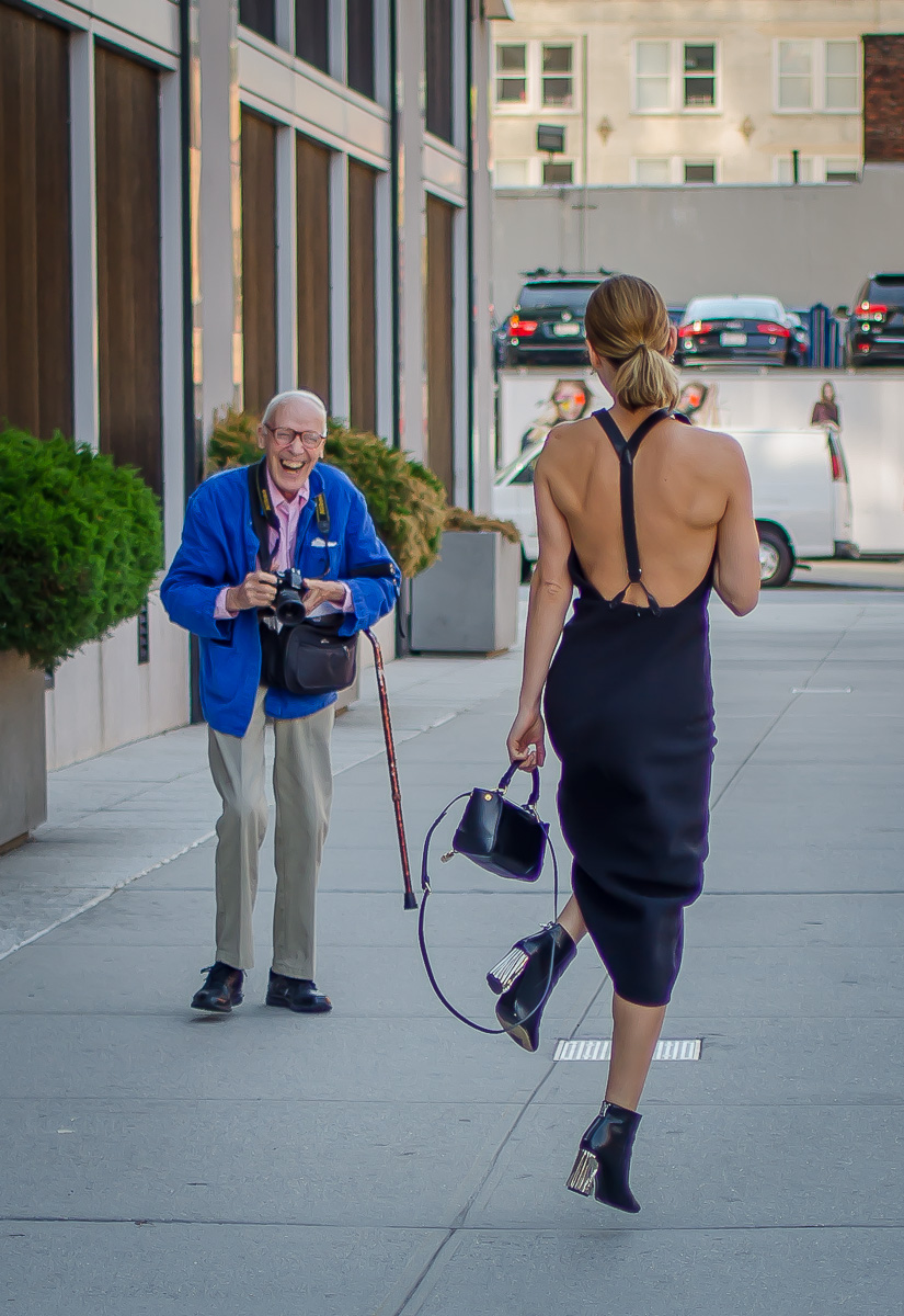 Bill Cunningham & Hanneli Mustaparta NYFW, 15 September 2015-2