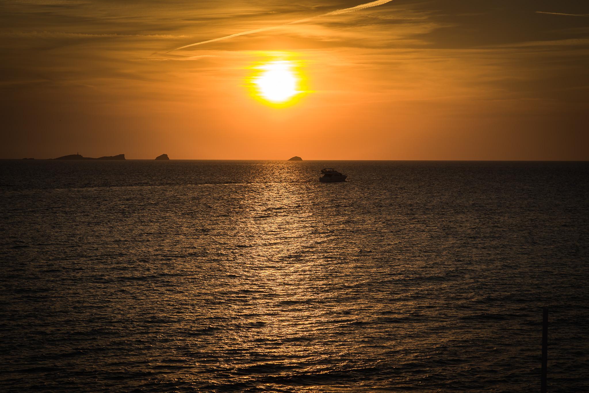 Ibiza, Sunset Ashram, Cala Conta, juni 2016-24