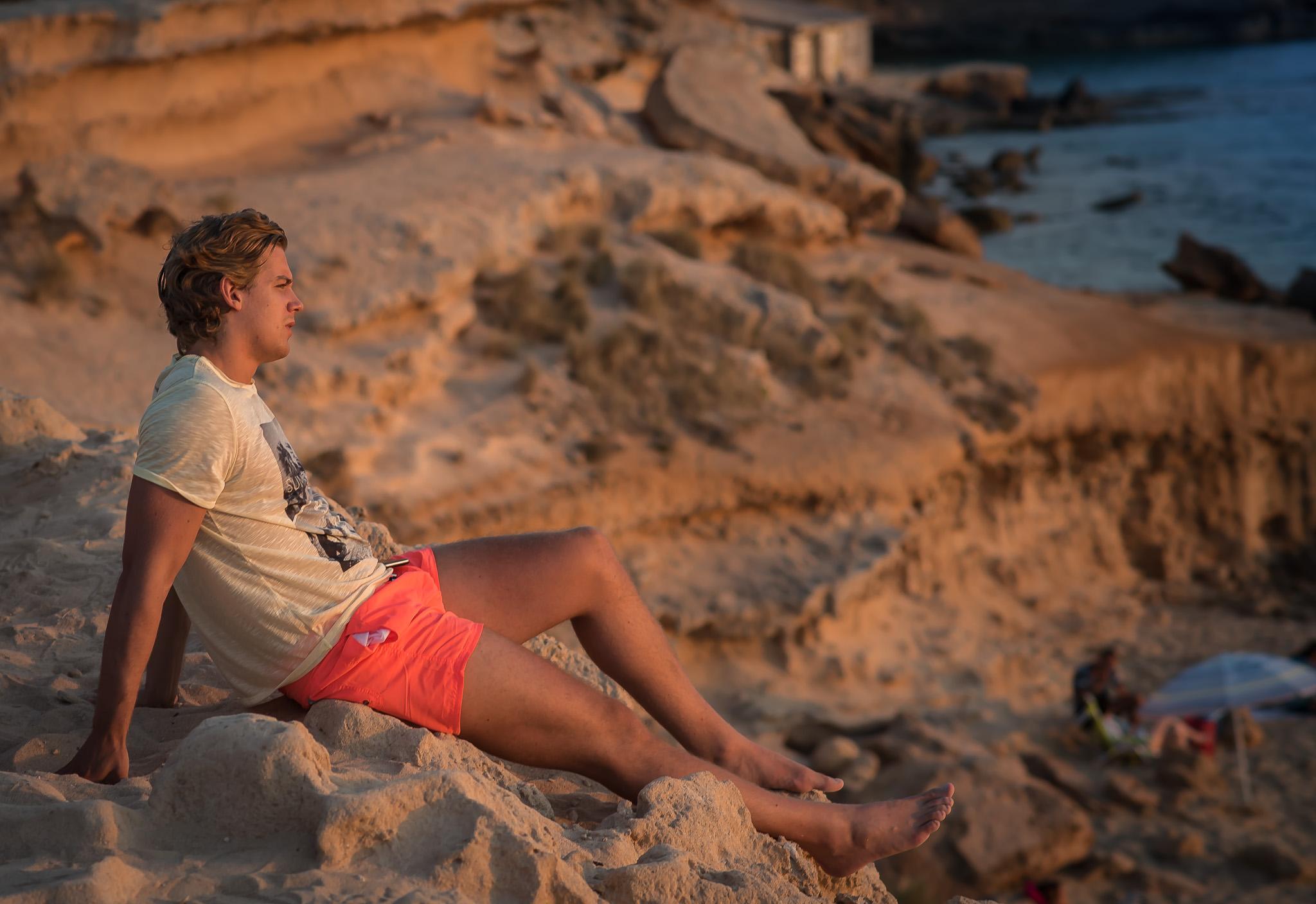 Ibiza, Sunset Ashram, Cala Conta, juni 2016-25