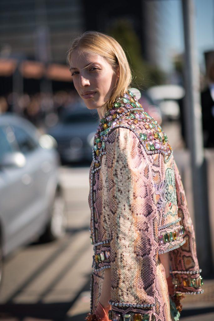 Chiara Mazzoleni Gucci Milan Fashion Week September 2017 Photography Annika Lagerqvist www.annikasomething.com