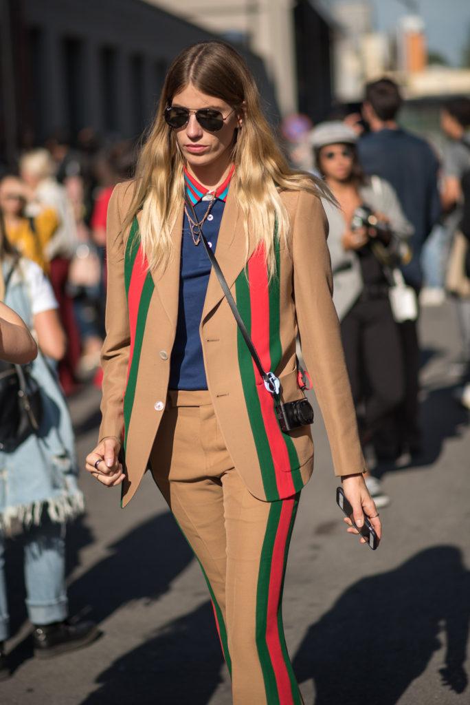 Veronika Heilbrunner Gucci Milan Fashion Week September 2017 Photography Annika Lagerqvist www.annikasomething.com