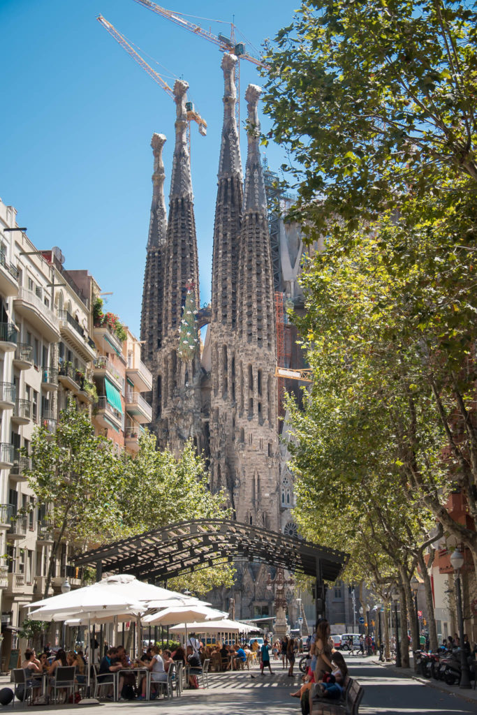 Barcelonas Sevärdheter och Barcelona Attractions 2019 Photography Annika Lagerqvist www.annikasomething.com