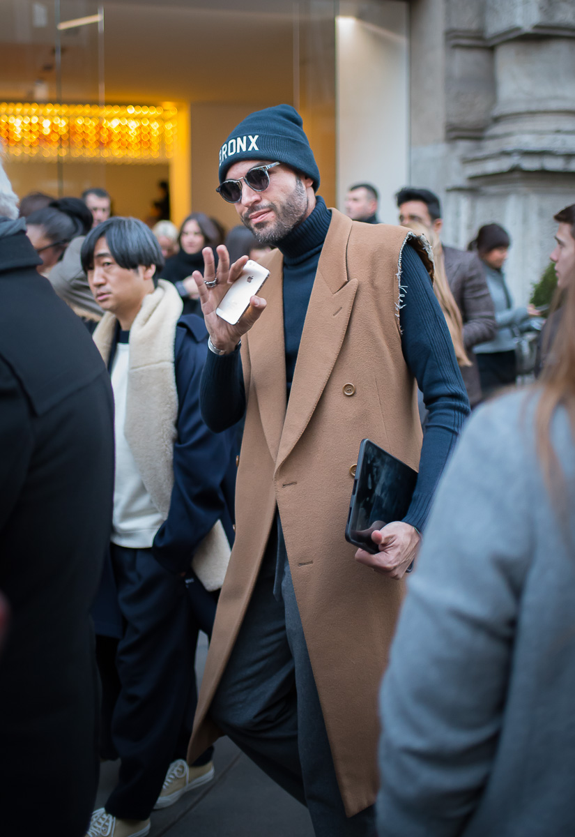 Street Style16 Jan. 2016 Milano Men's Fashion Week, by Annika Lagerqvist, www.annikasomething.com-2