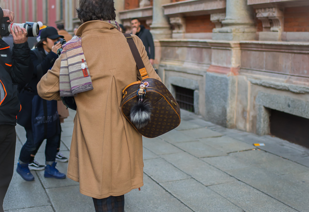 Street Style 17 January 2016 Milan Men's Fashion Week-1