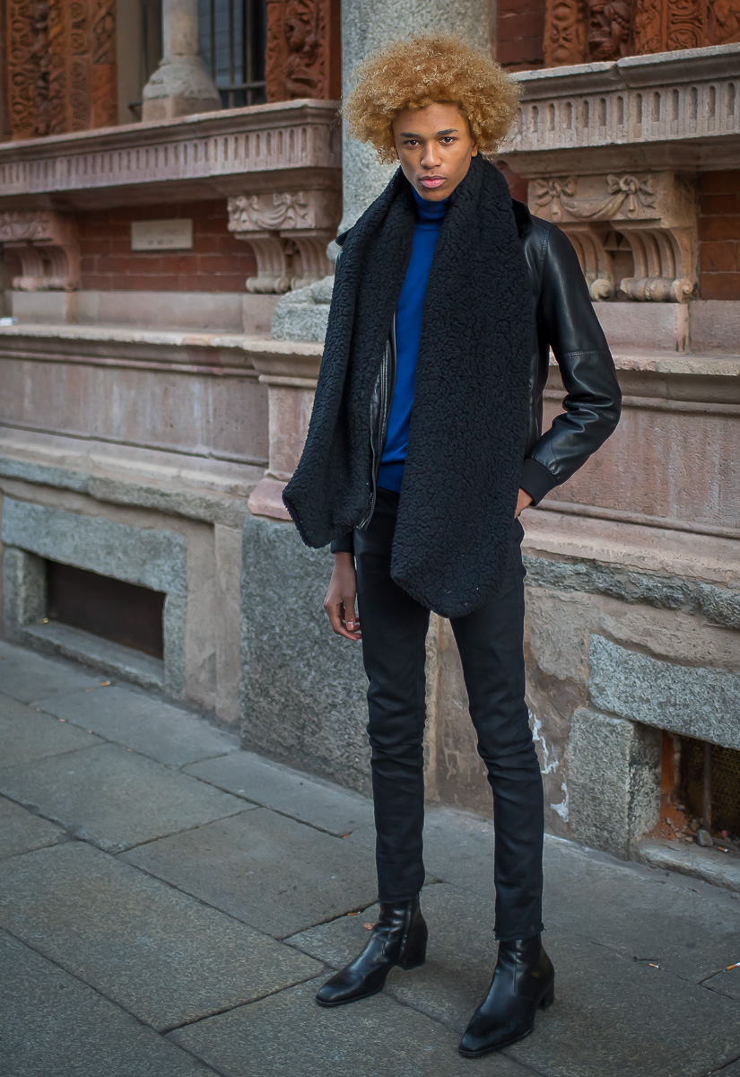 Michael Lockley,17 January 2016 Milan Men's Fashion Week-1-2