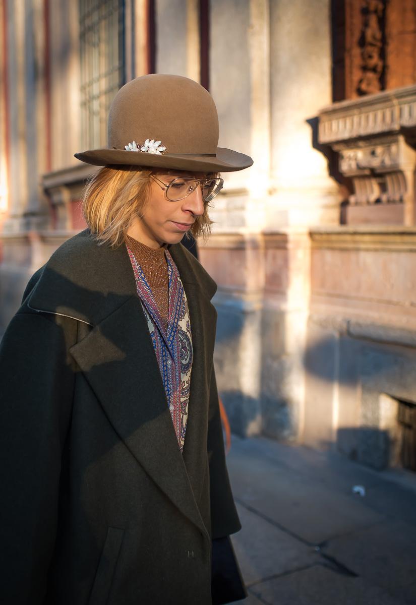 Veronica Giomini,17 January 2016 Milan Men's Fashion Week-2