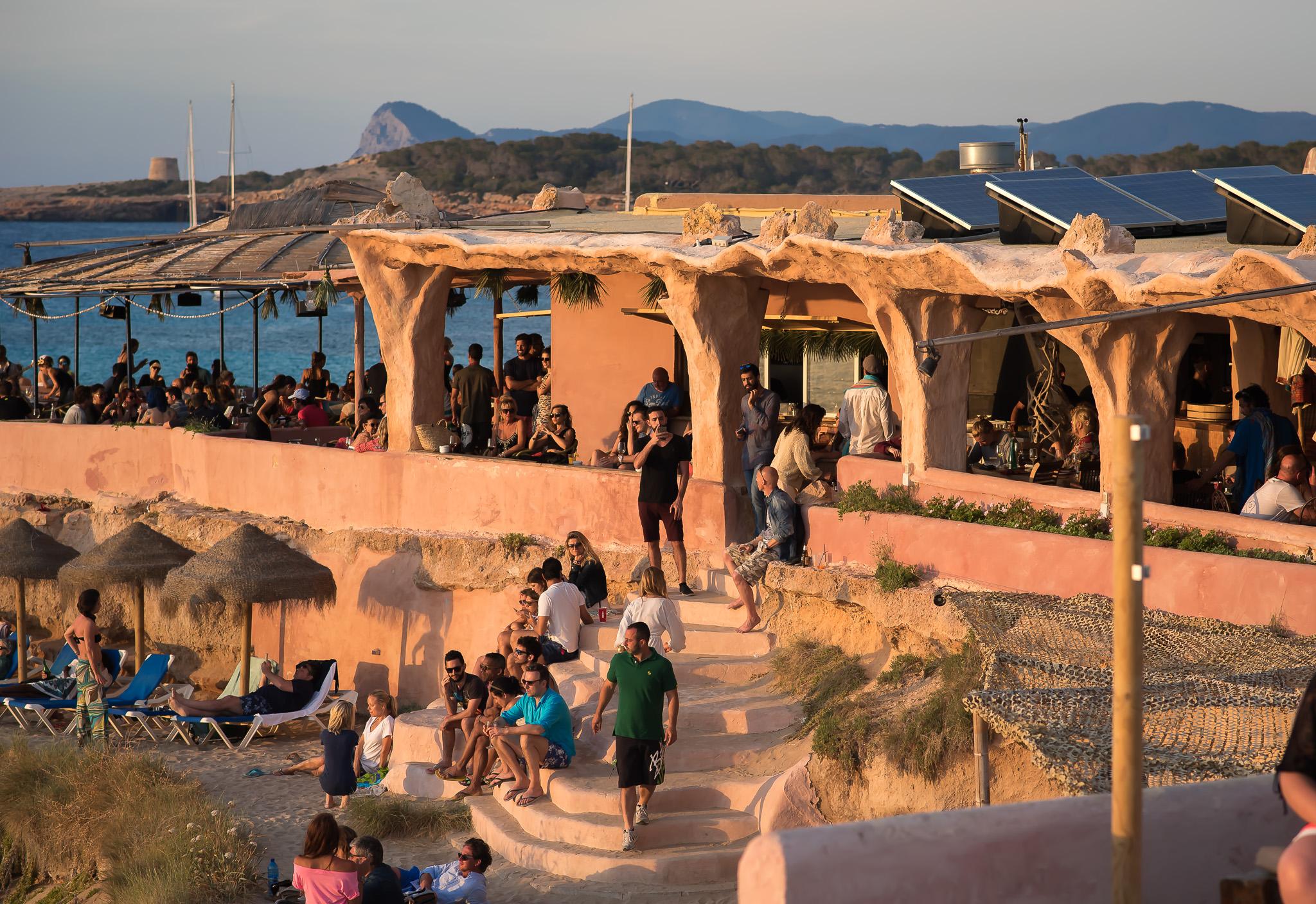 Ibiza, Sunset Ashram, Cala Conta, juni 2016-11