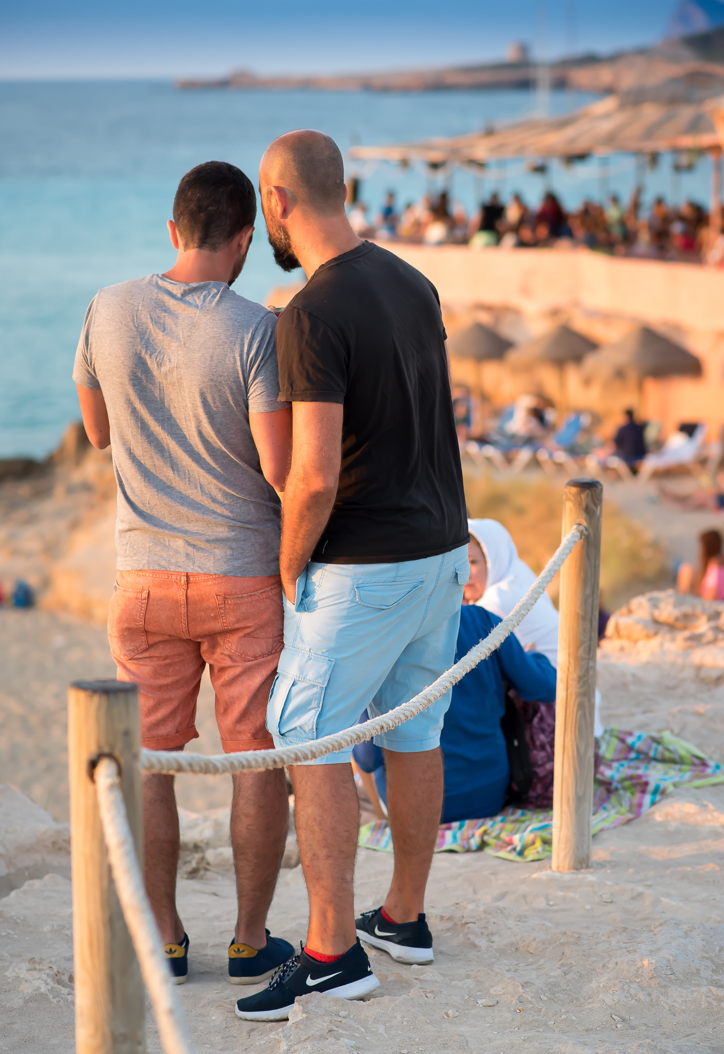 Ibiza, Sunset Ashram, Cala Conta, juni 2016-23