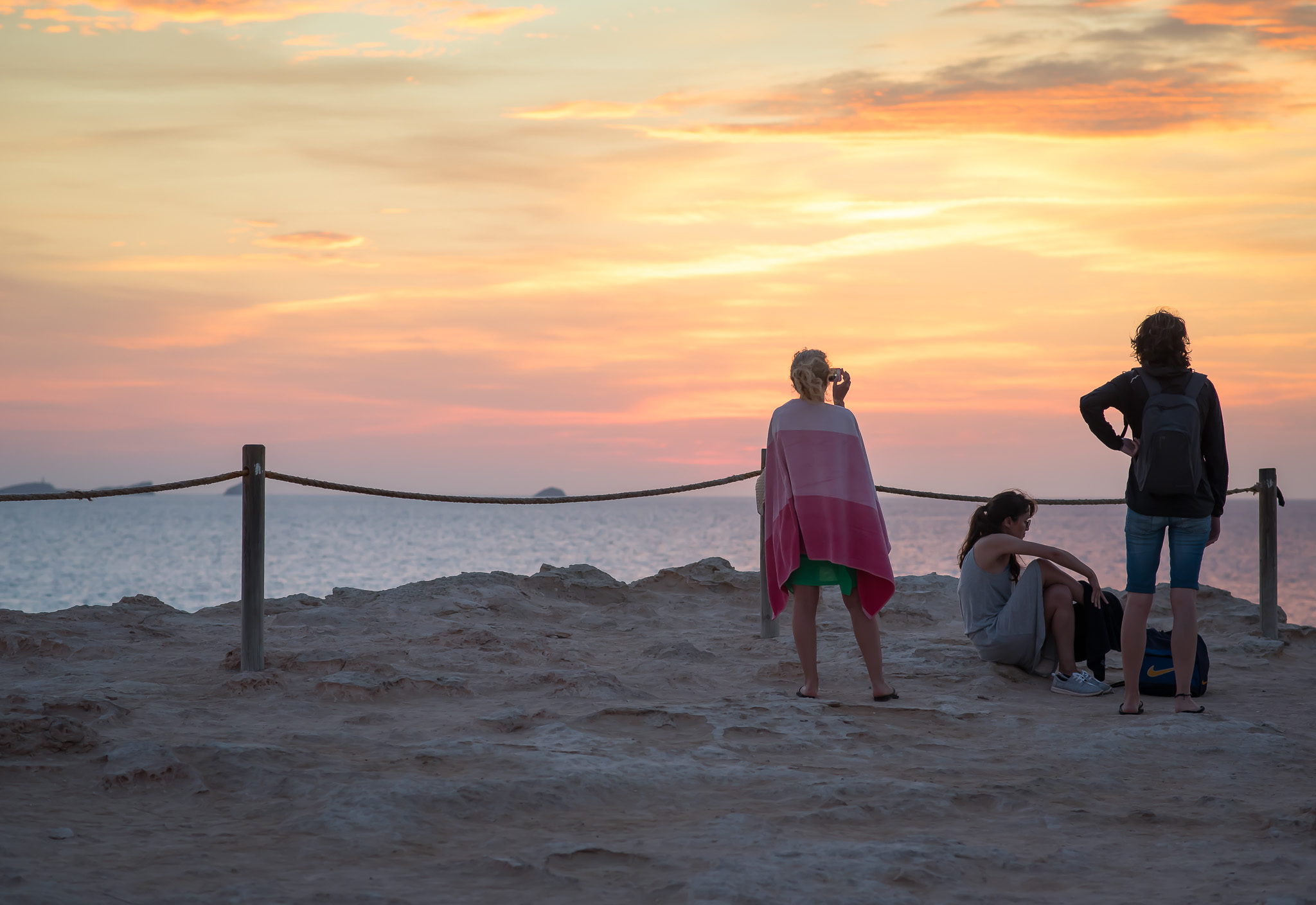 Ibiza, Sunset Ashram, Cala Conta, juni 2016-32