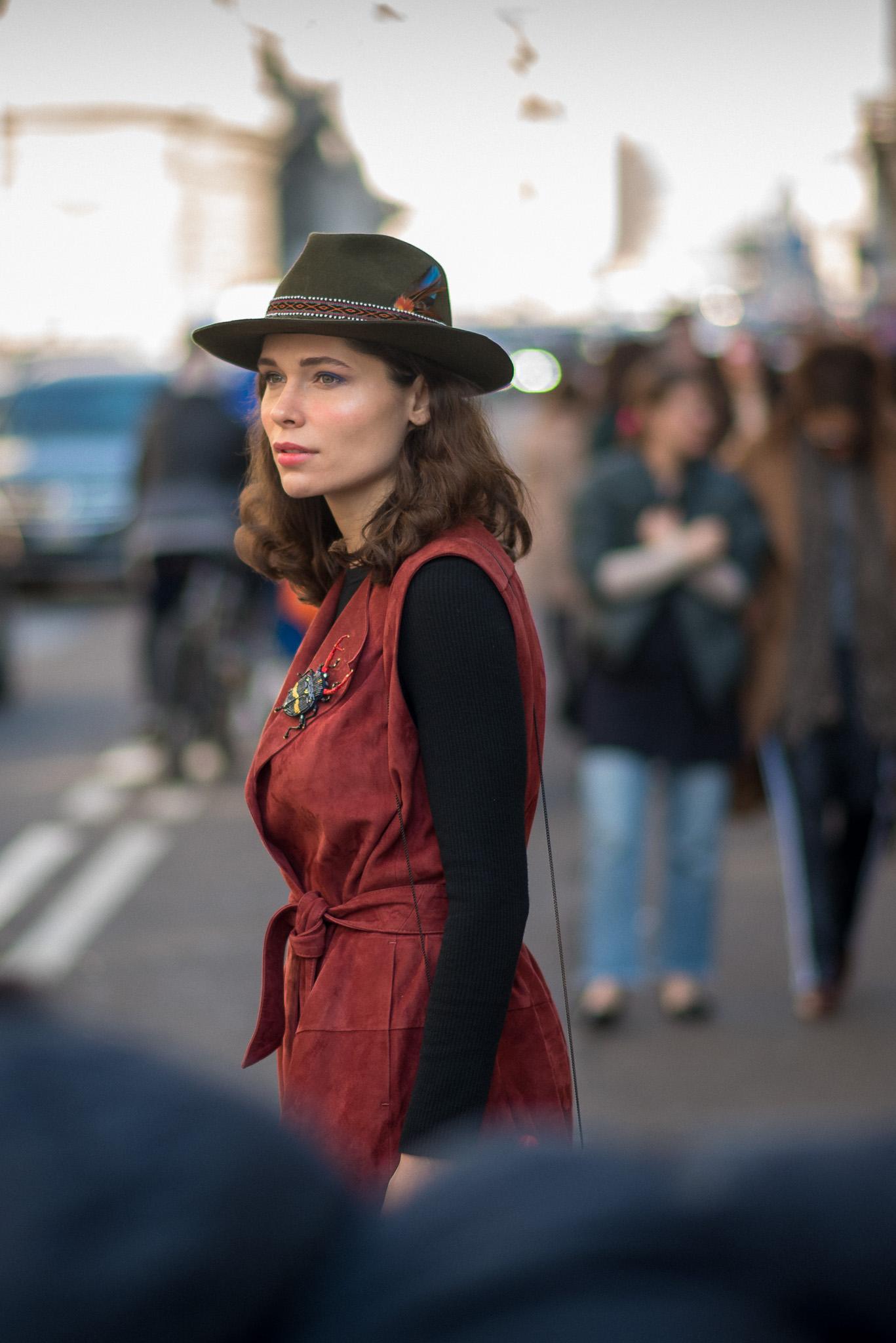 Polina Askeri_Street Style Moments_Trussardi_Milan Fashion Week_February 26th 2017_Photography Annika Lagerqvist_www.annikasomething.com