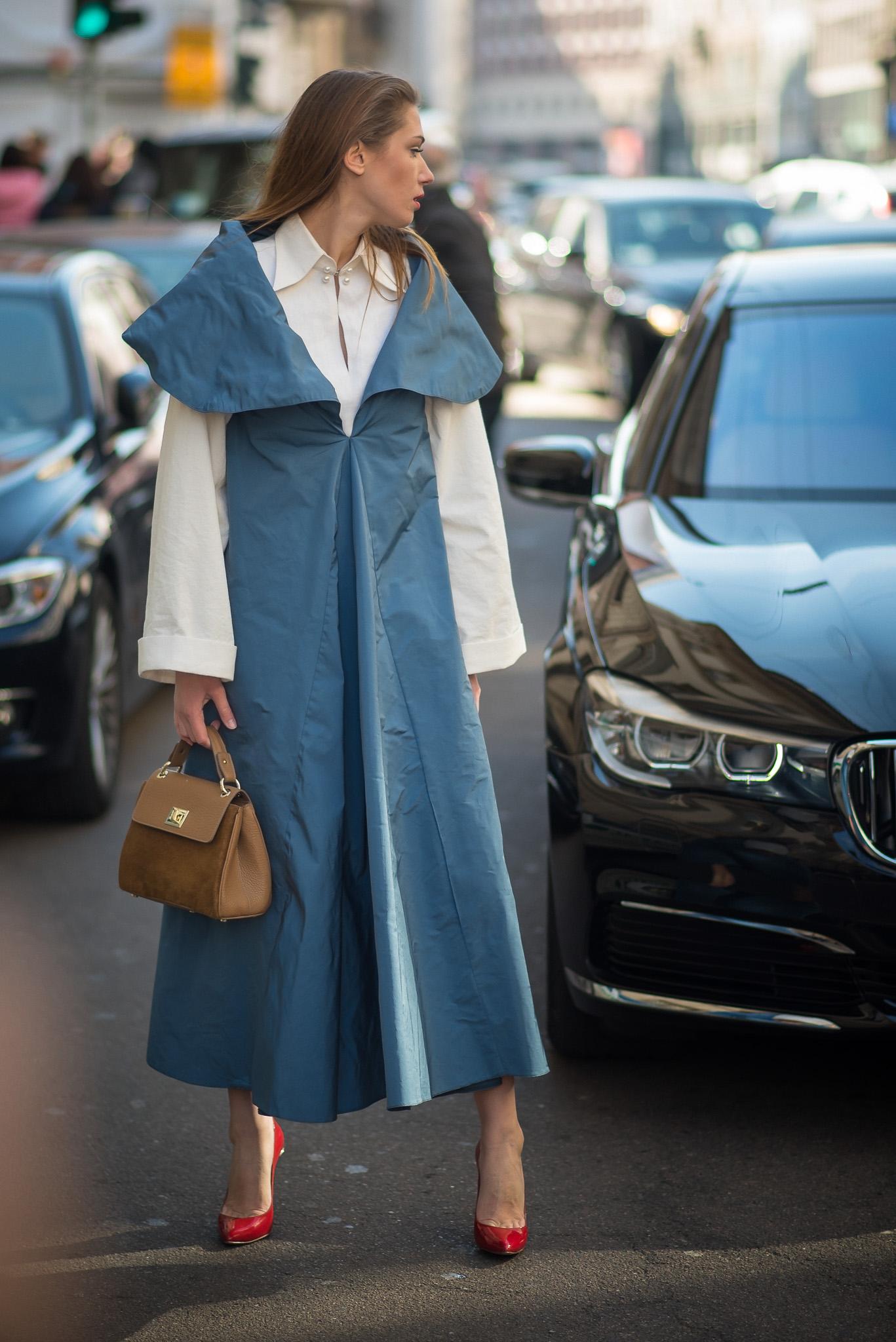Landina_Street Style Moments_Trussardi_Milan Fashion Week_February 26th 2017_Photography Annika Lagerqvist_www.annikasomething.com
