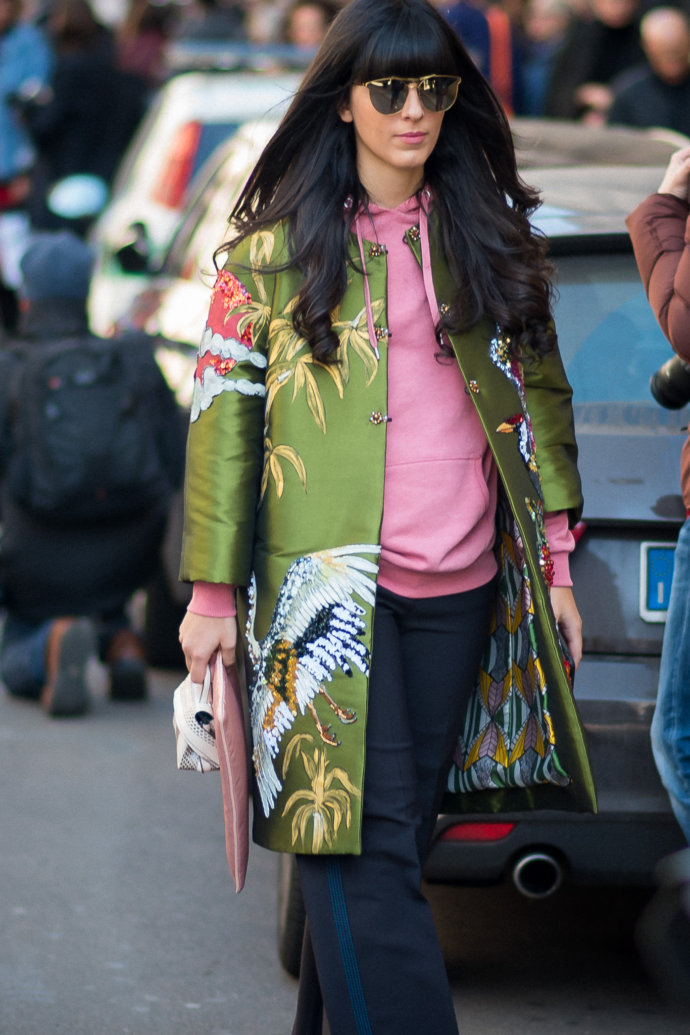 Laura Comolli_Street Style_Trussardi_Milan Fashion Week_February 26th 2017_Photography Annika Lagerqvist_www.annikasomething.com