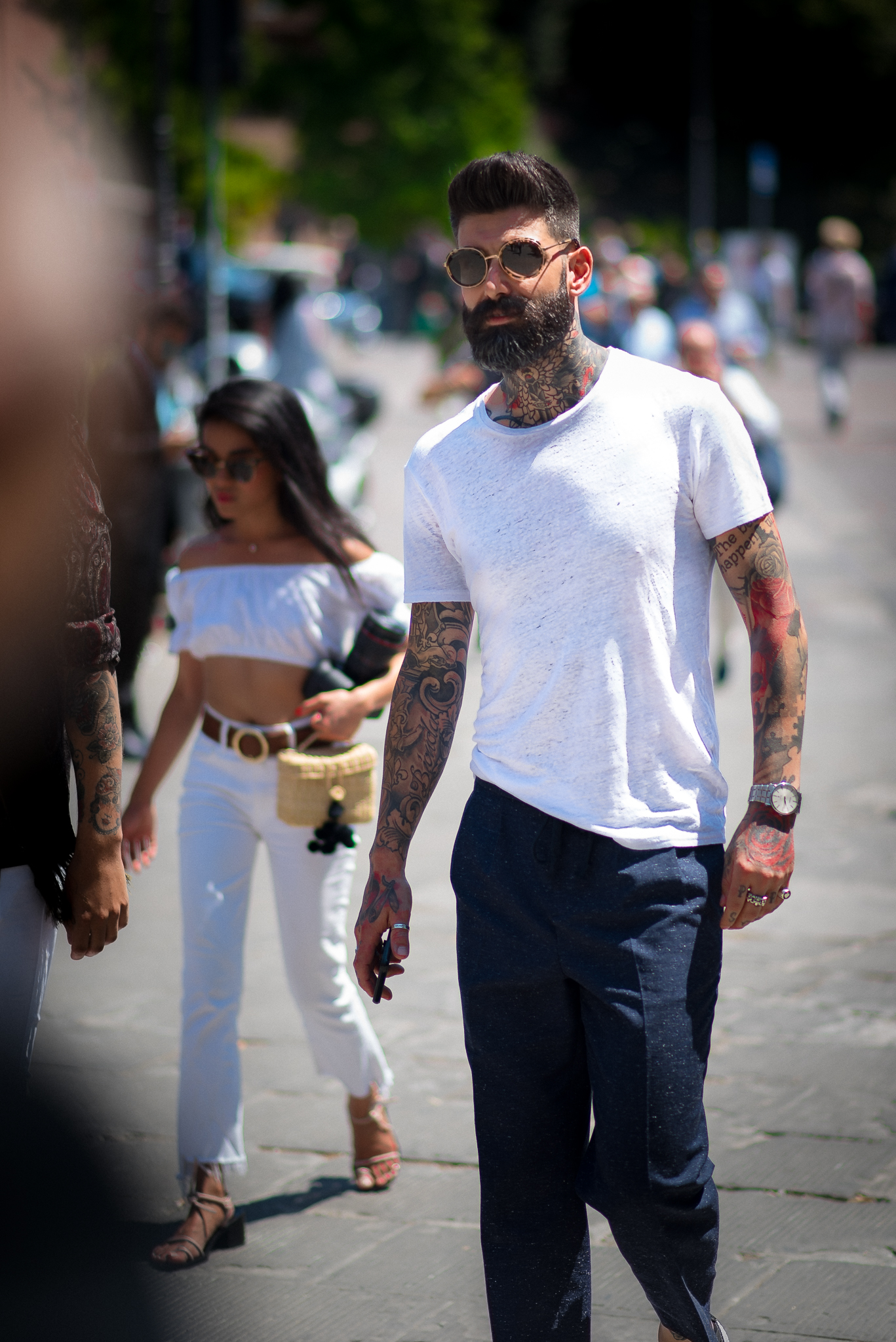 Carlos Costa_Street Style_Pitti Uomo_Firenze_Florence_13 June 2017_Photography Annika Lagerqvist_www.annikasomething.com