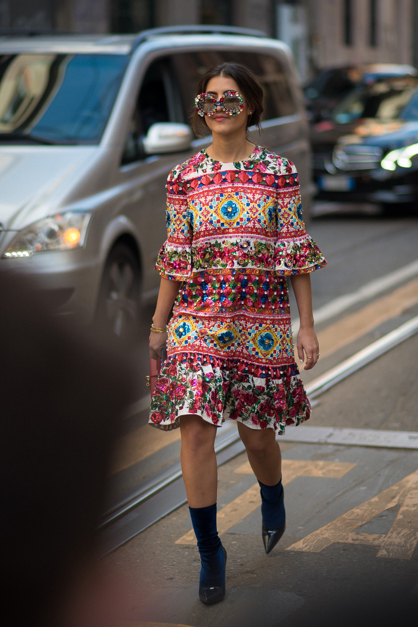 Pamela Allier_Street Style_Dolce & Gabbana_Milan Fashion Week_February 26th 2017_Photography Annika Lagerqvist_www.annikasomething.com