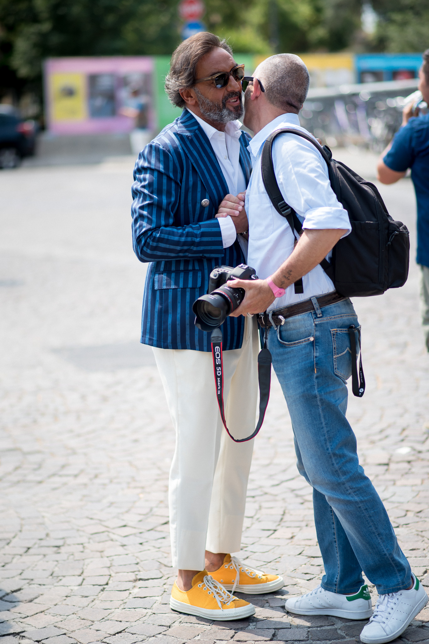 Felice Vitale & Mauro del Signore Pitti Uomo 92 Florence June 2017 Photography Annika Lagerqvist www.annikasomething.com