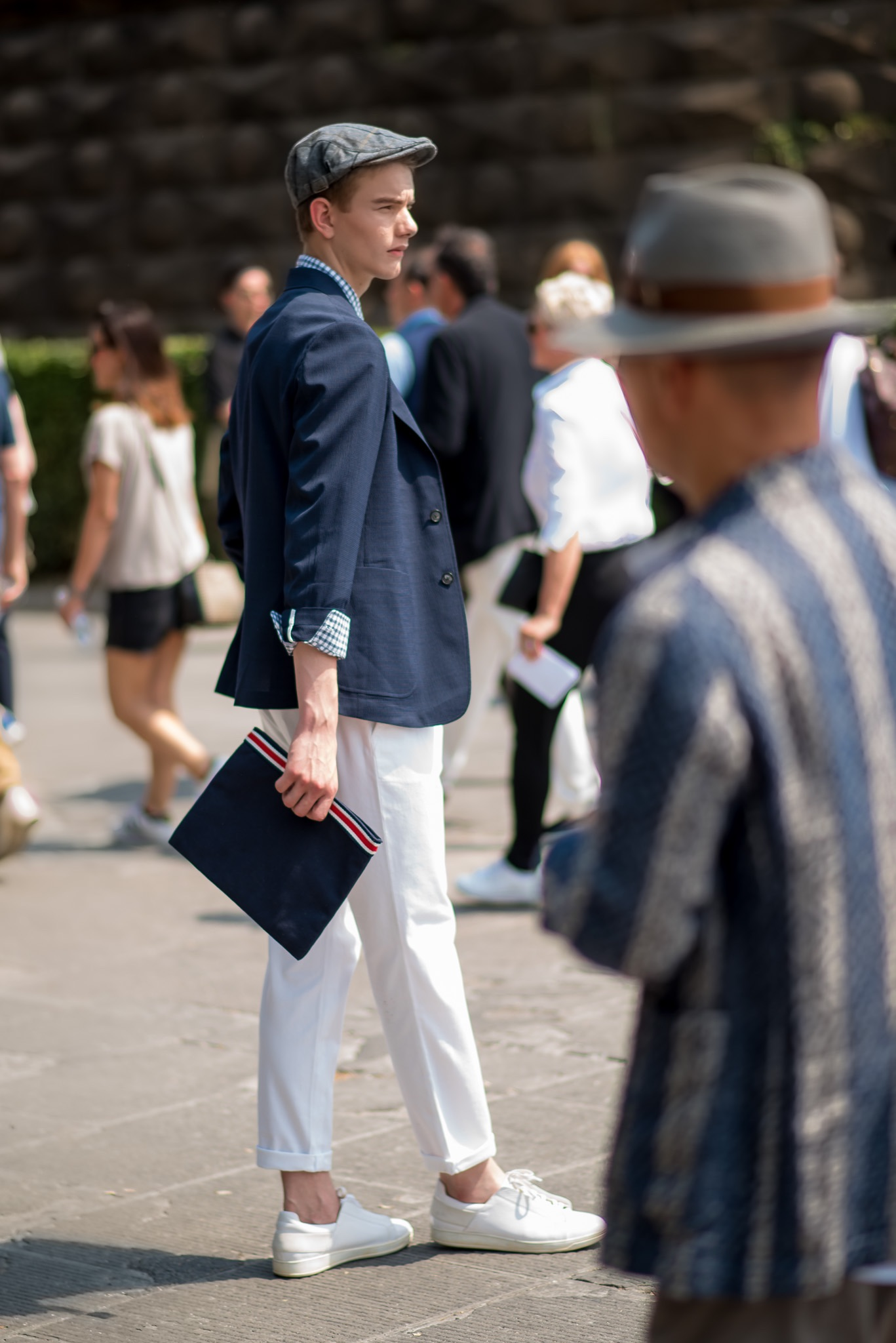 Street Style Pitti Uomo Florence June 2017 Photography Annika Lagerqvist www.annikasomething.com