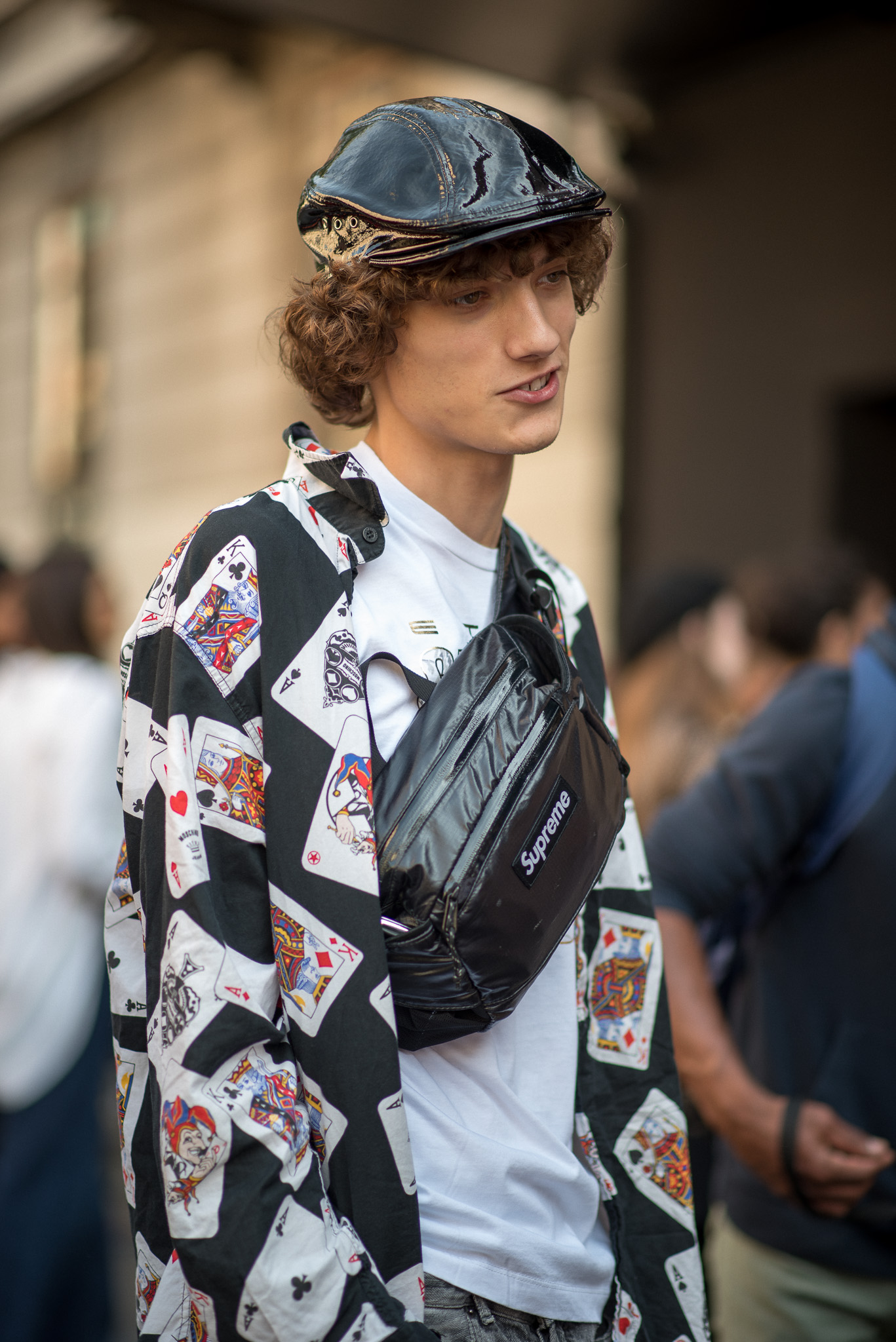 Serge Rigvava Models Off Duty Etro Milan Fashion Week September 2017 Photography Annika Lagerqvist www.annikasomething.com