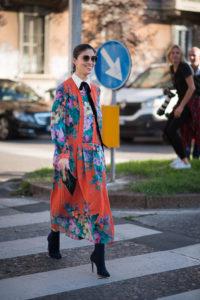 Carolina Issa Alberta Ferretti Milan Fashion Week September 2017 Photography Annika Lagerqvist www.annikasomething.com