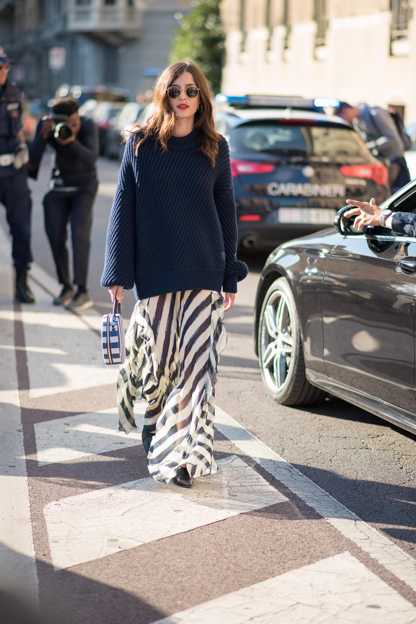 Eleonora Carisi Alberta Ferretti Milan Fashion Week September 2017 Photography Annika Lagerqvist www.annikasomething.com
