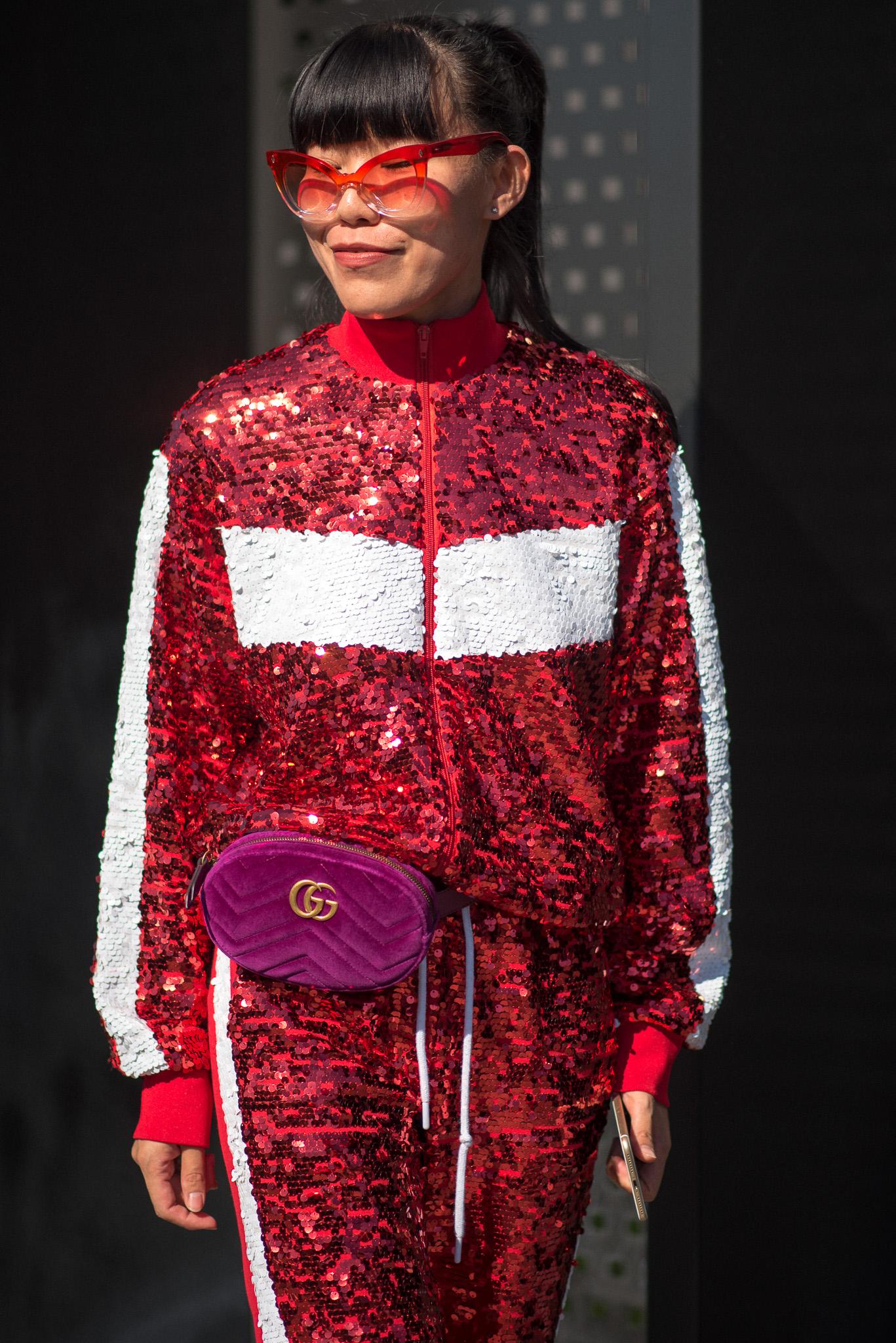 Wenjun Gucci Milan Fashion Week September 2017 Photography Annika Lagerqvist www.annikasomething.com