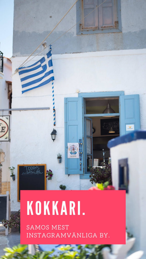 Kokkari Samos Grekland Instagramvänlig By Photography Annika-Lagerqvist
