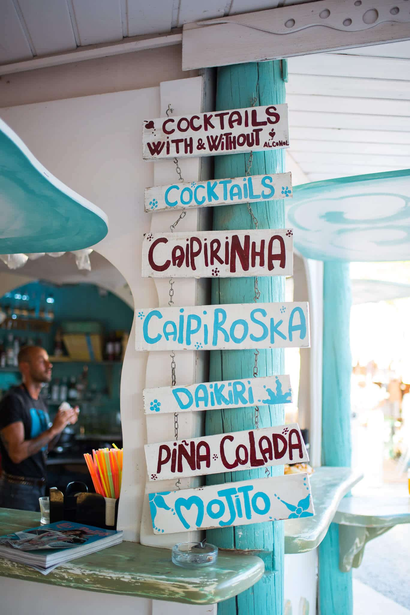 Ibiza Las Dalias Hippe Market Cocktail Bar