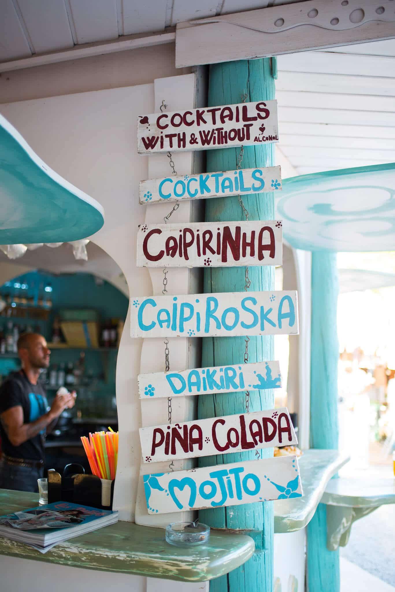 Ibiza Las Dalias Hippe Market Cocktail Bar