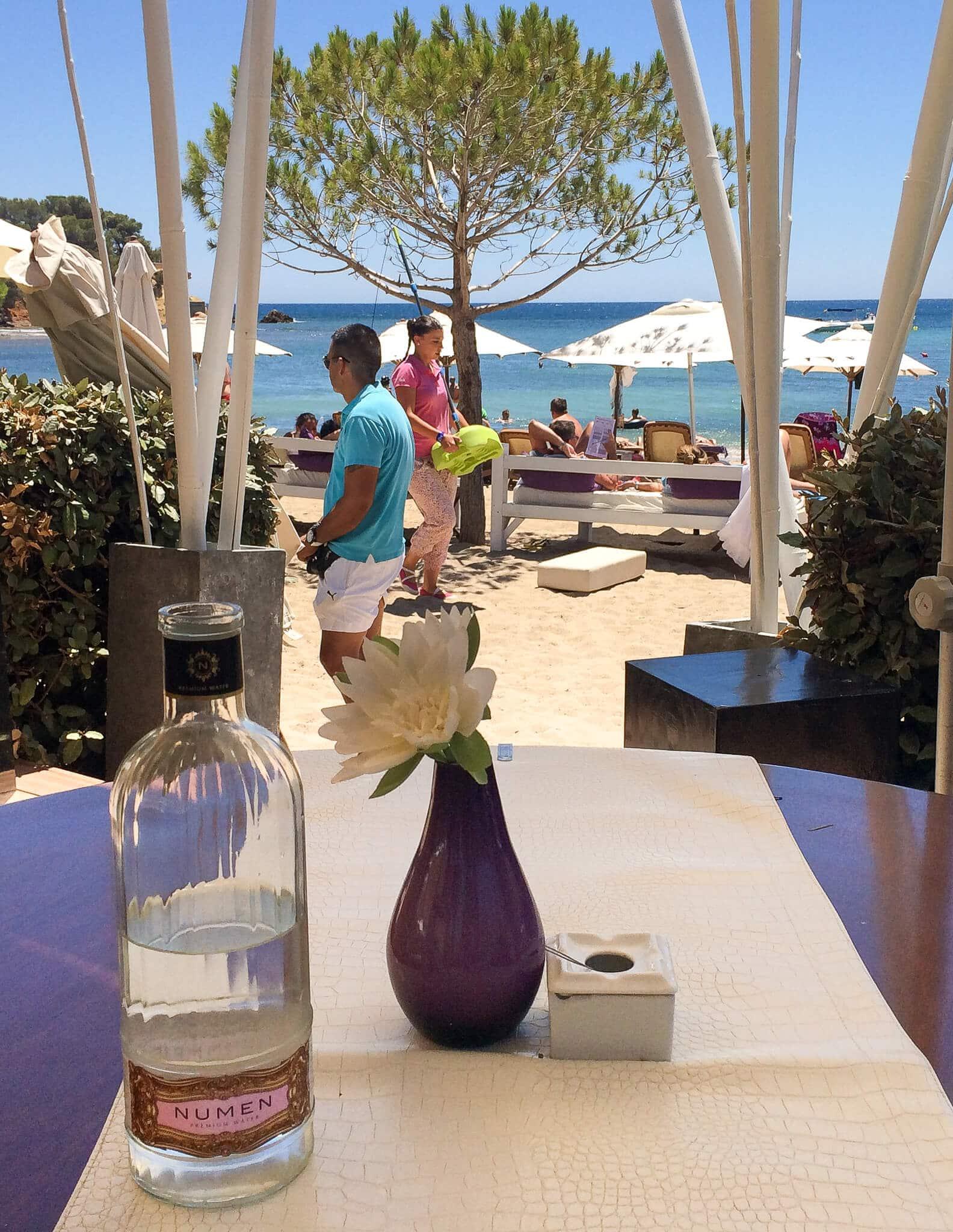 Ibiza Niu Blau Beach