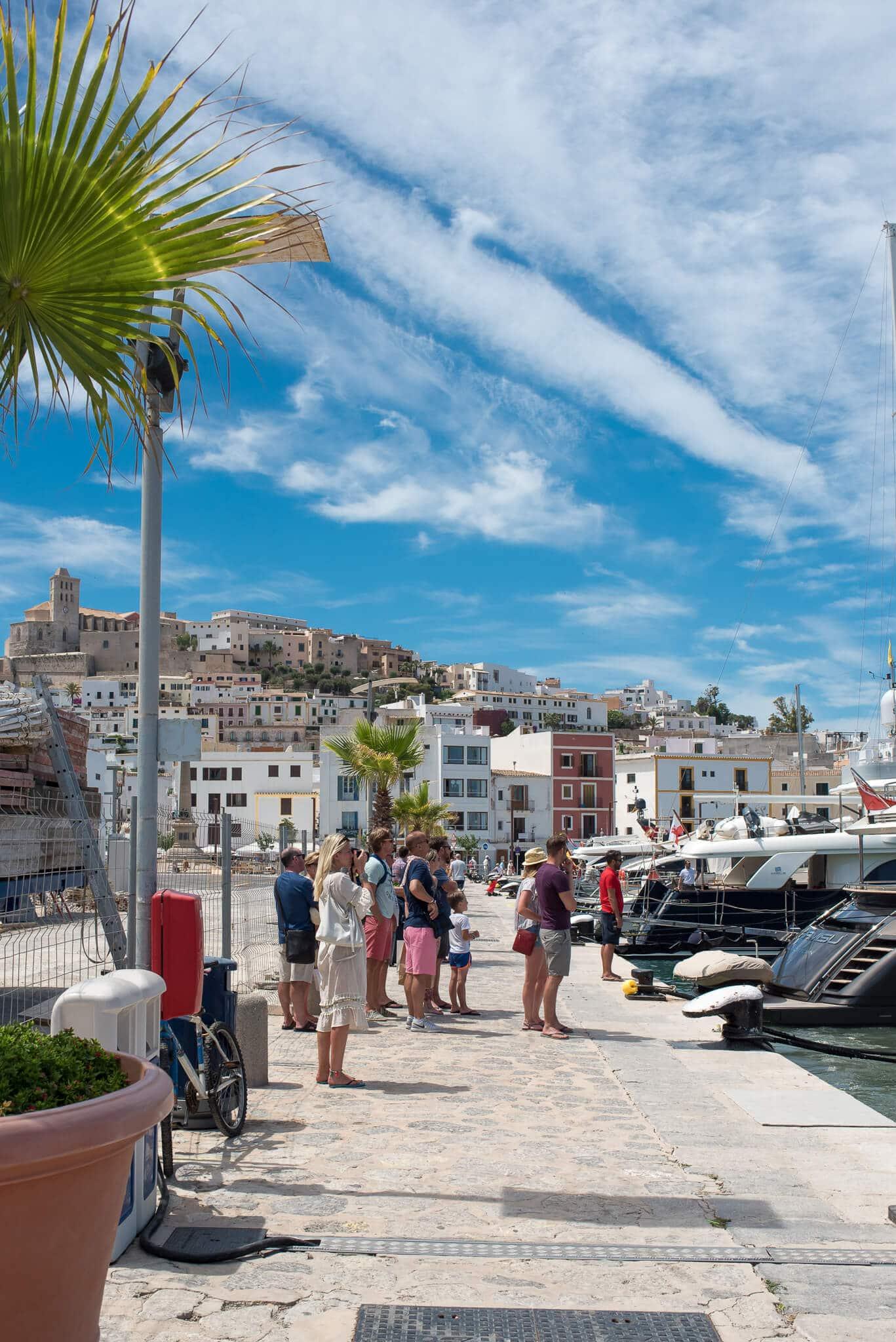 Ibiza Town Marina