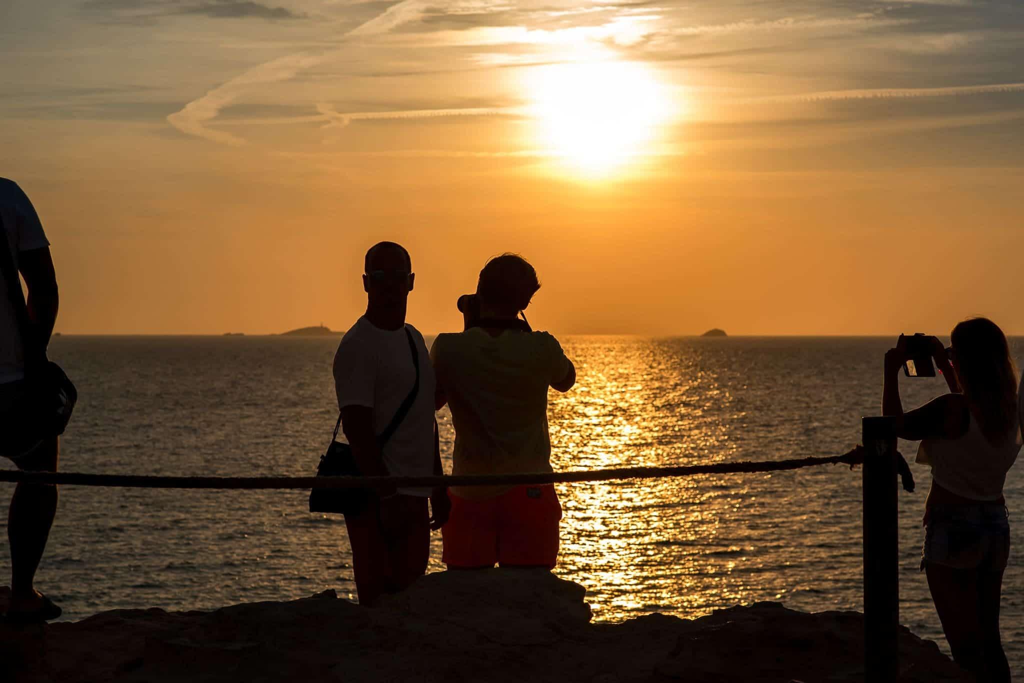 Sunset Ashram Cala Conta Ibiza